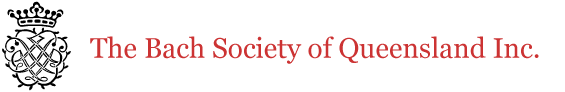 The Bach Society of Queensland, Inc.
