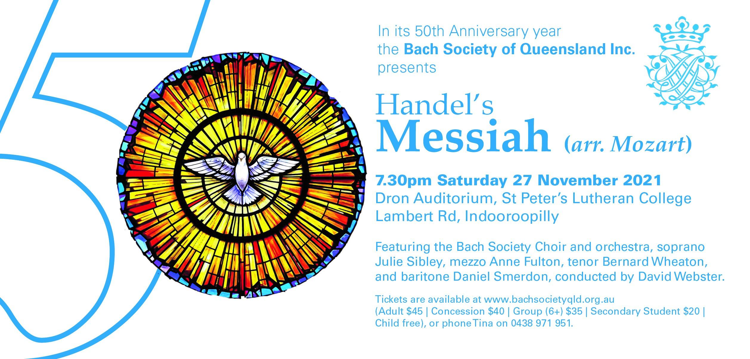 Messiah Flyer